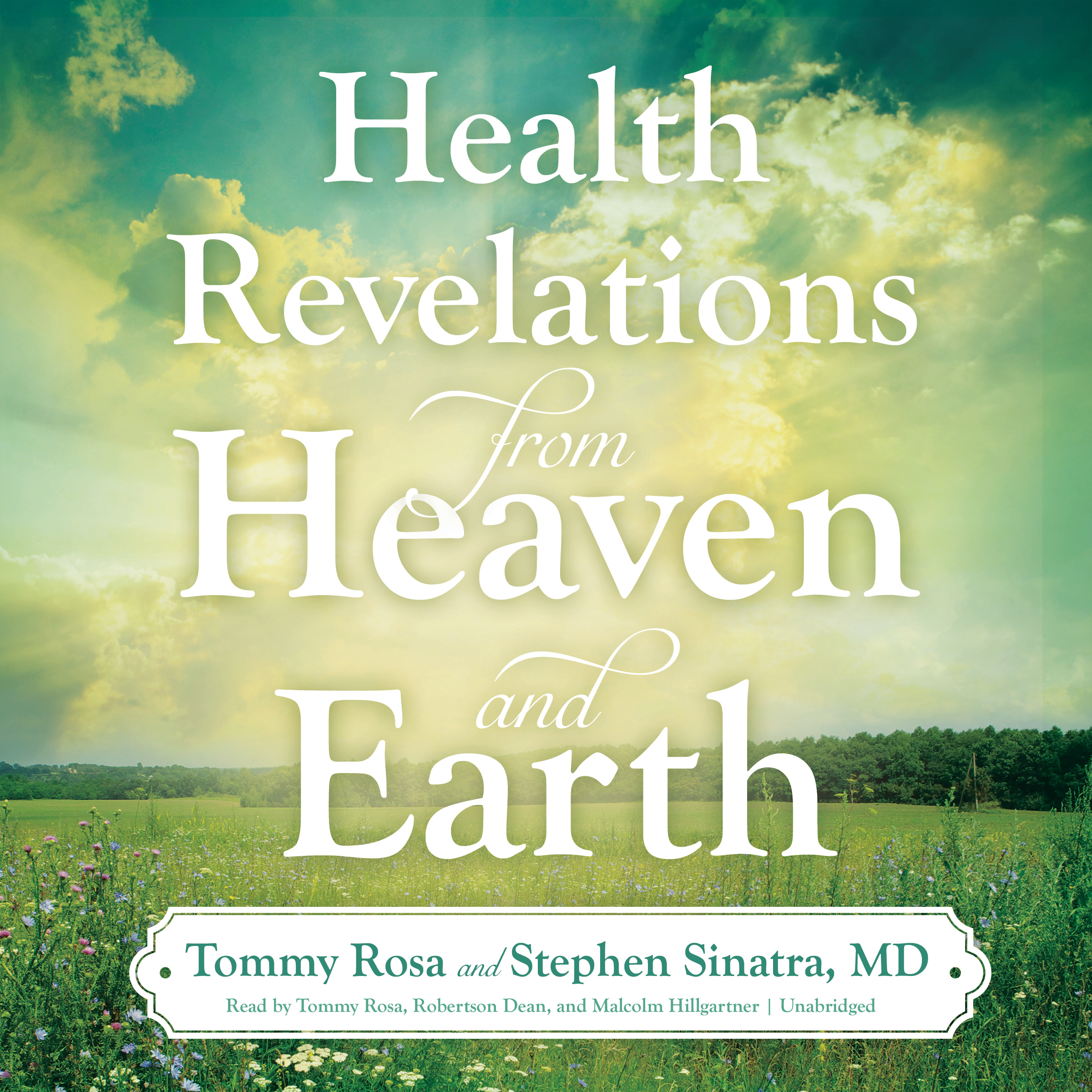 Printable Health Revelations from Heaven and Earth Audiobook Cover Art