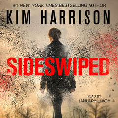 Sideswiped Audiobook, by Kim Harrison