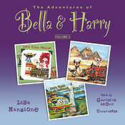 The Adventures of Bella & Harry, Vol. 2: Let's Visit Venice!, Let's Visit Cairo!, and Let's Visit Rio de Janeiro!, by Lisa Manzione