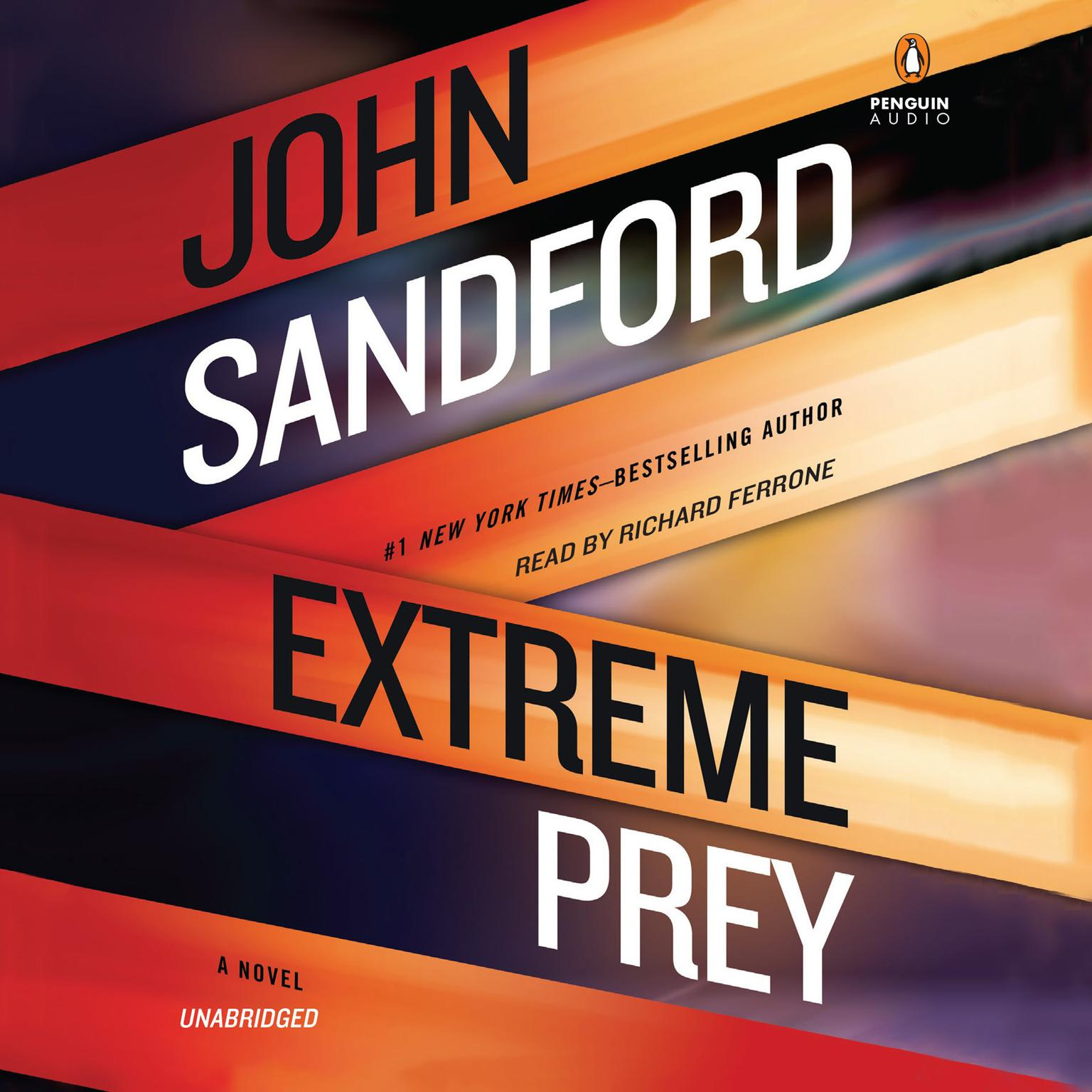 Printable Extreme Prey Audiobook Cover Art