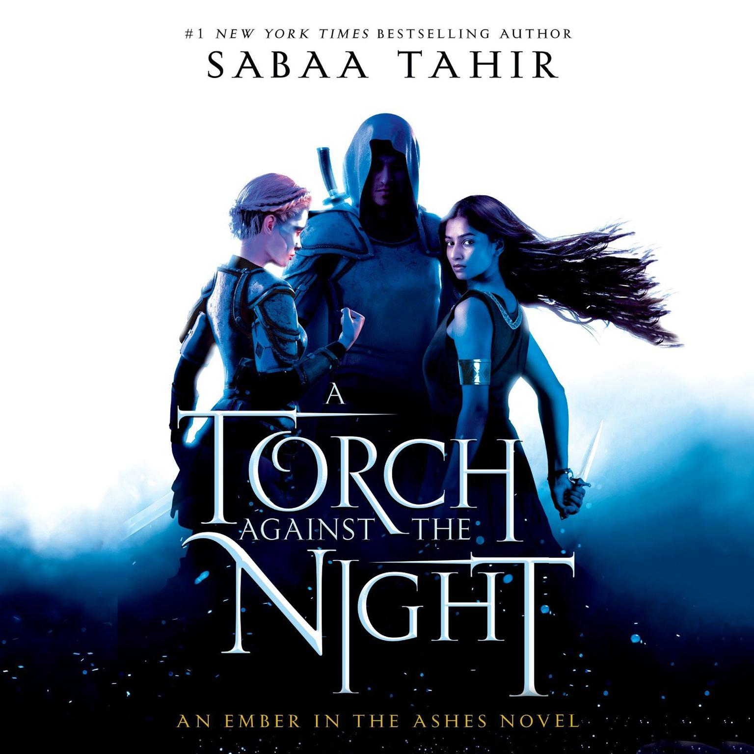 Printable A Torch Against the Night Audiobook Cover Art