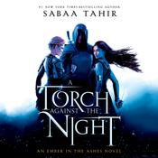 A Torch Against the Night, by Sabaa Tahir