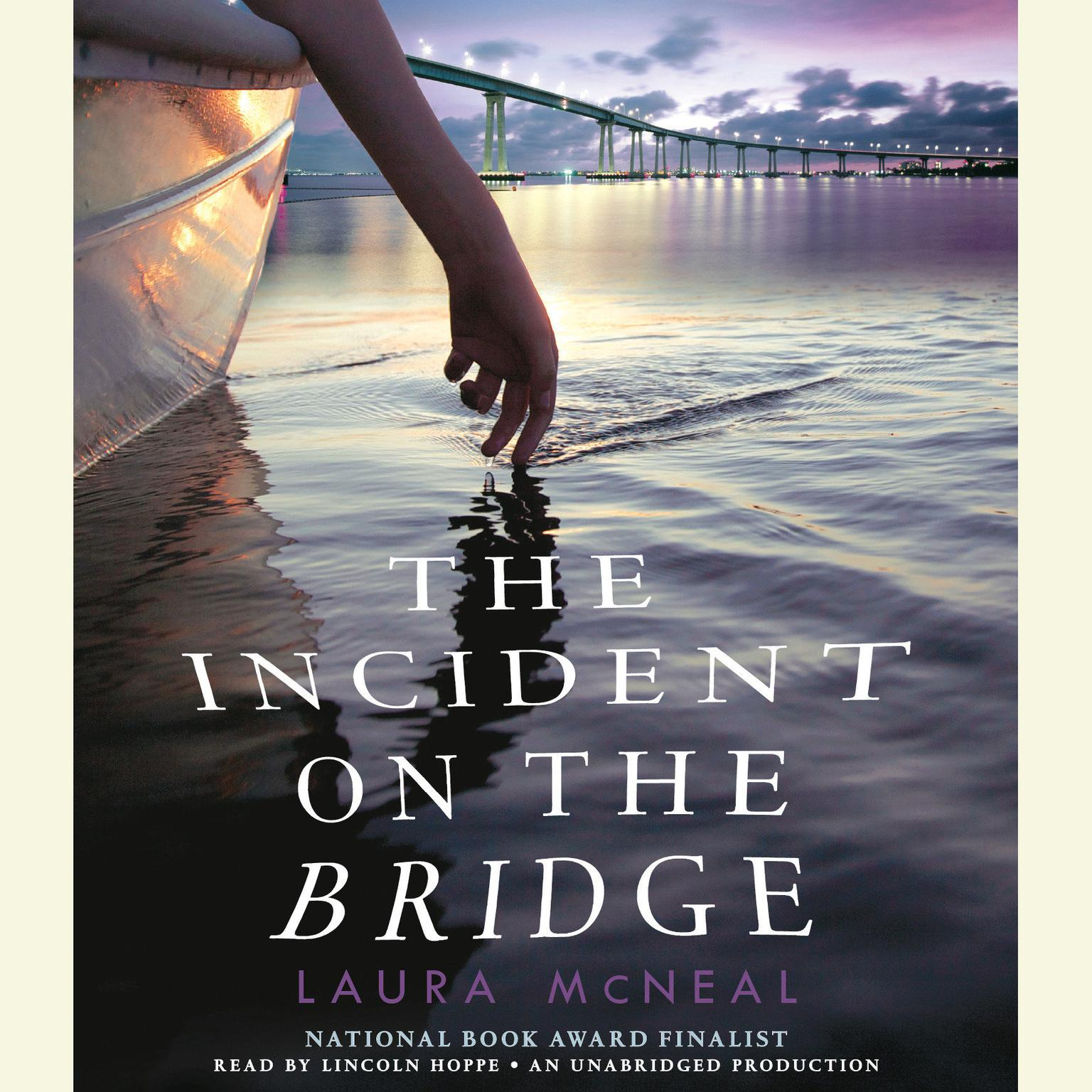 Printable The Incident on the Bridge Audiobook Cover Art