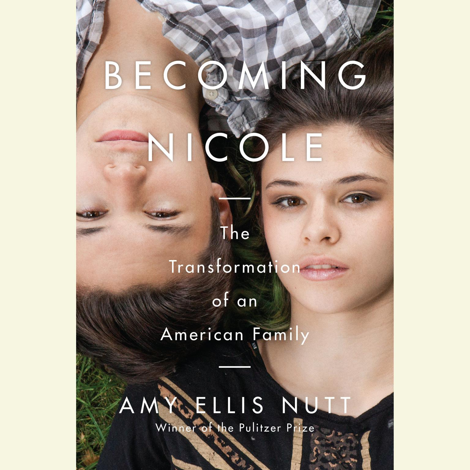 Printable Becoming Nicole: The Transformation of an American Family Audiobook Cover Art