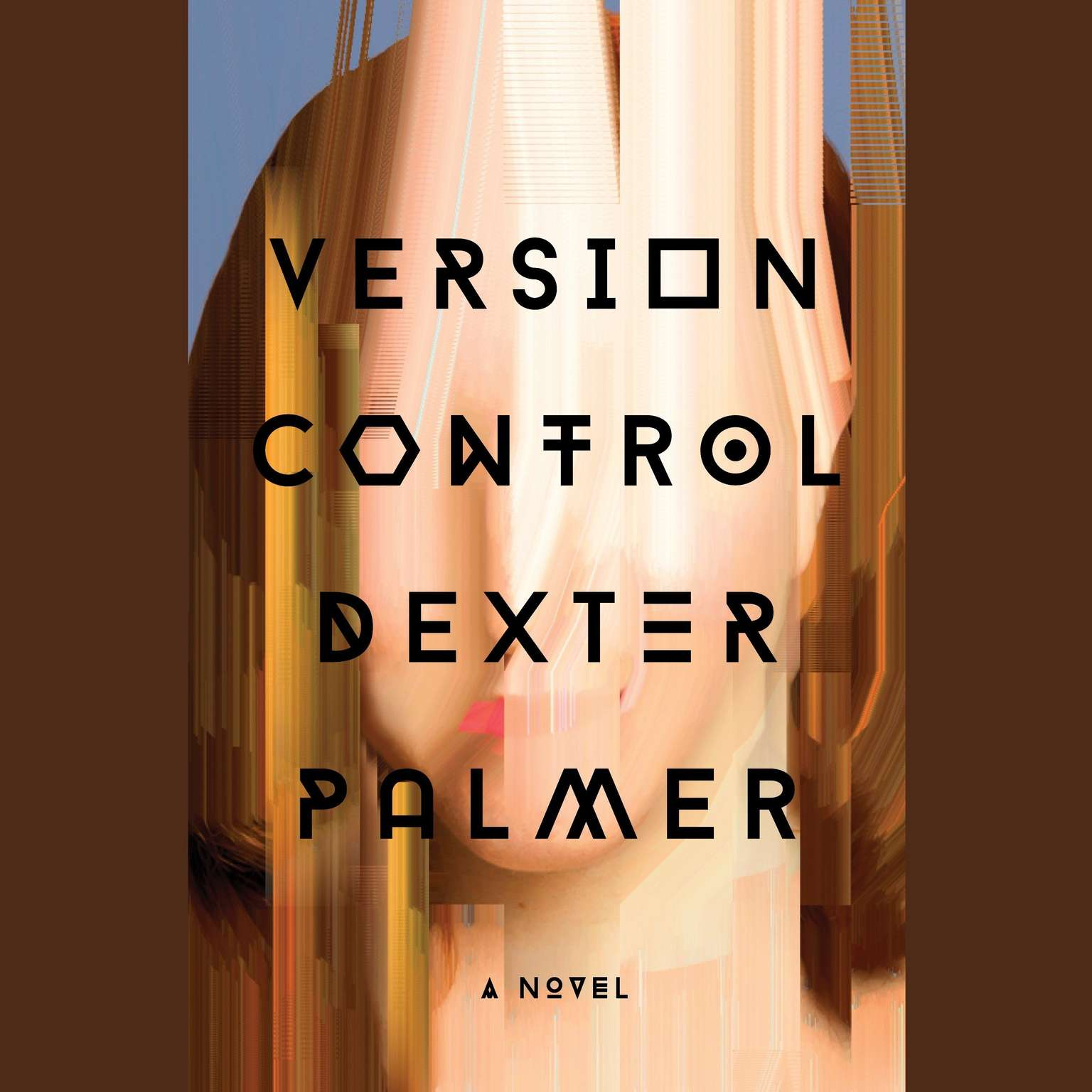 Printable Version Control: A Novel Audiobook Cover Art