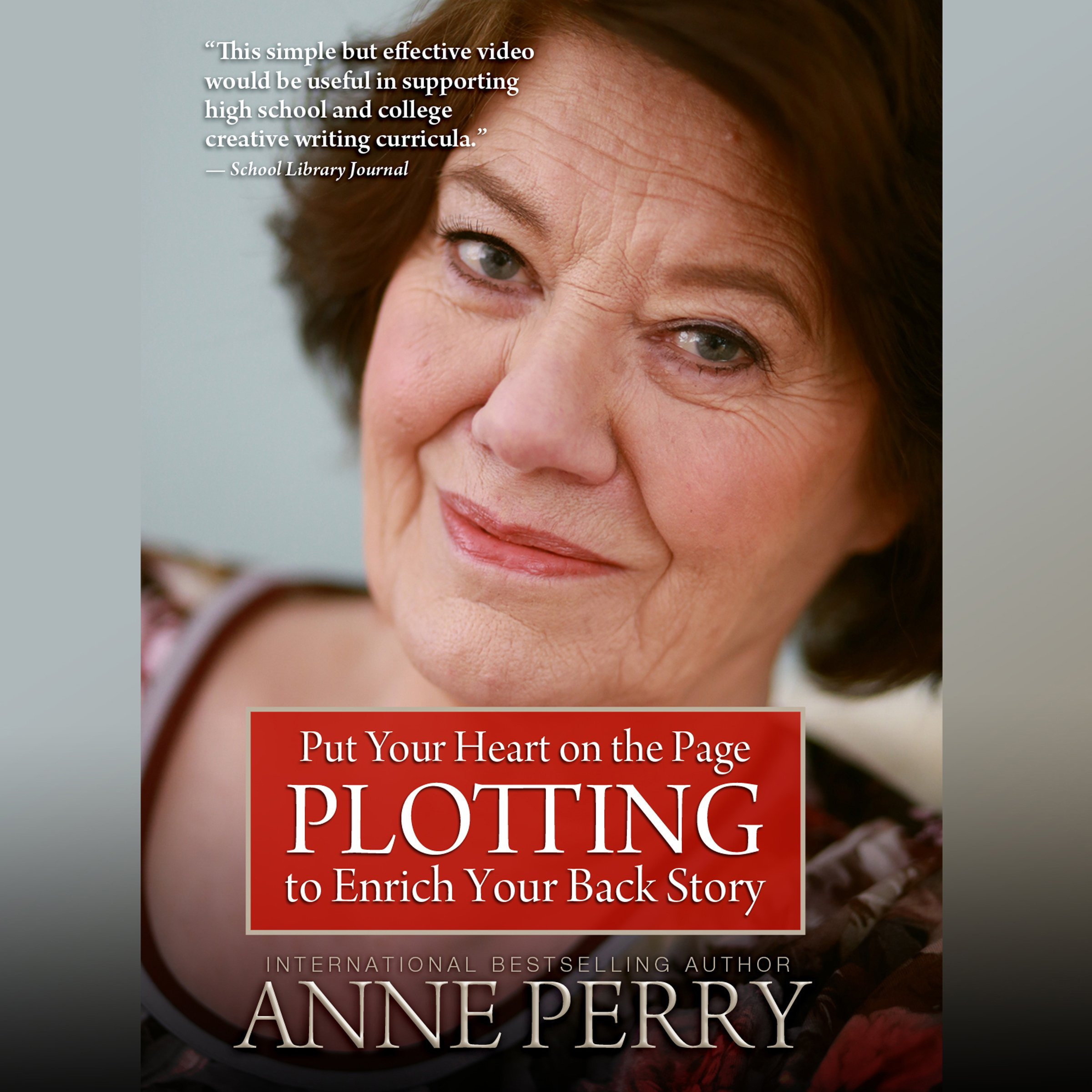 Printable Put Your Heart on the Page: Plotting to Enrich Your Back Story Audiobook Cover Art