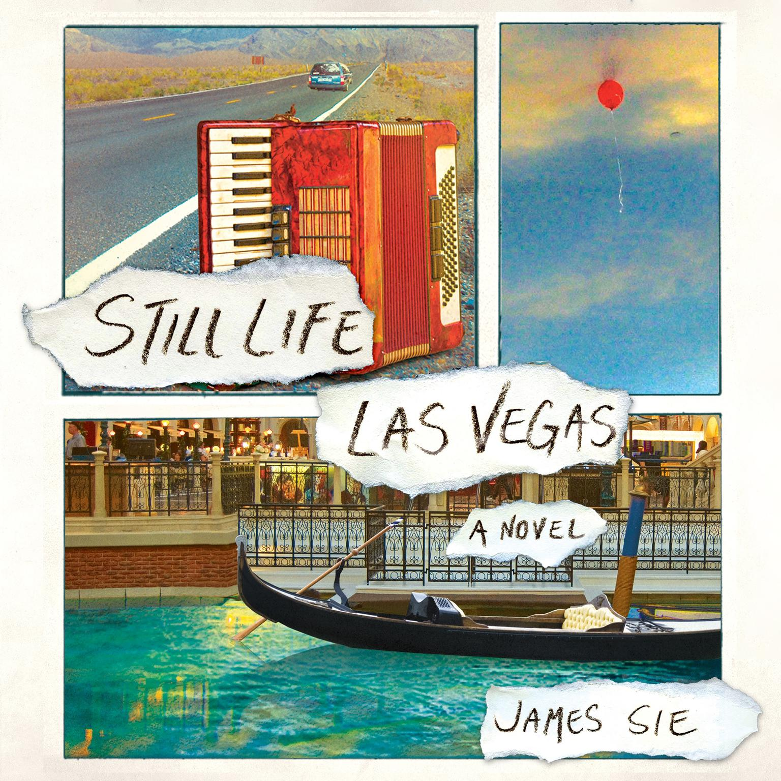 Printable Still Life Las Vegas: A Novel Audiobook Cover Art