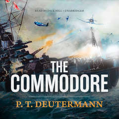 The Commodore Audiobook, by P. T. Deutermann