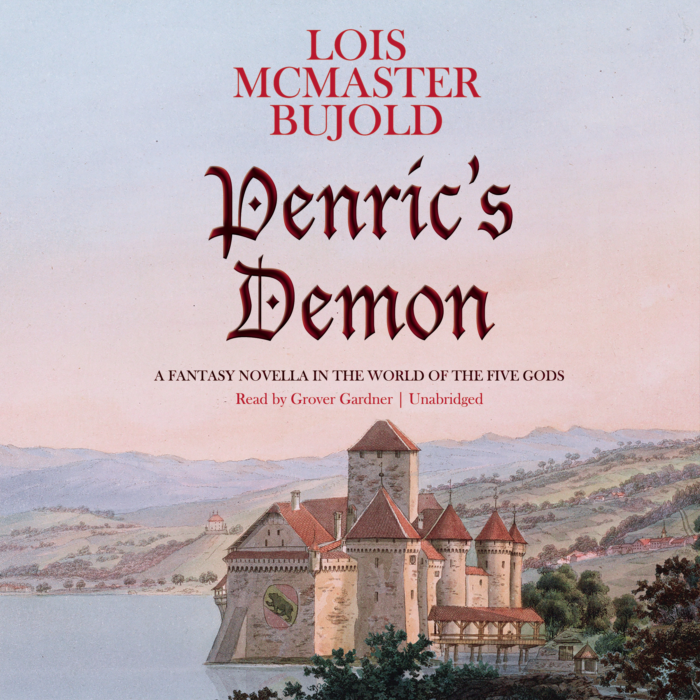 Printable Penric's Demon: A Fantasy Novella in the World of the Five Gods Audiobook Cover Art
