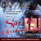 The Spirit of Christmas Day, by George Zarr, George Zarr