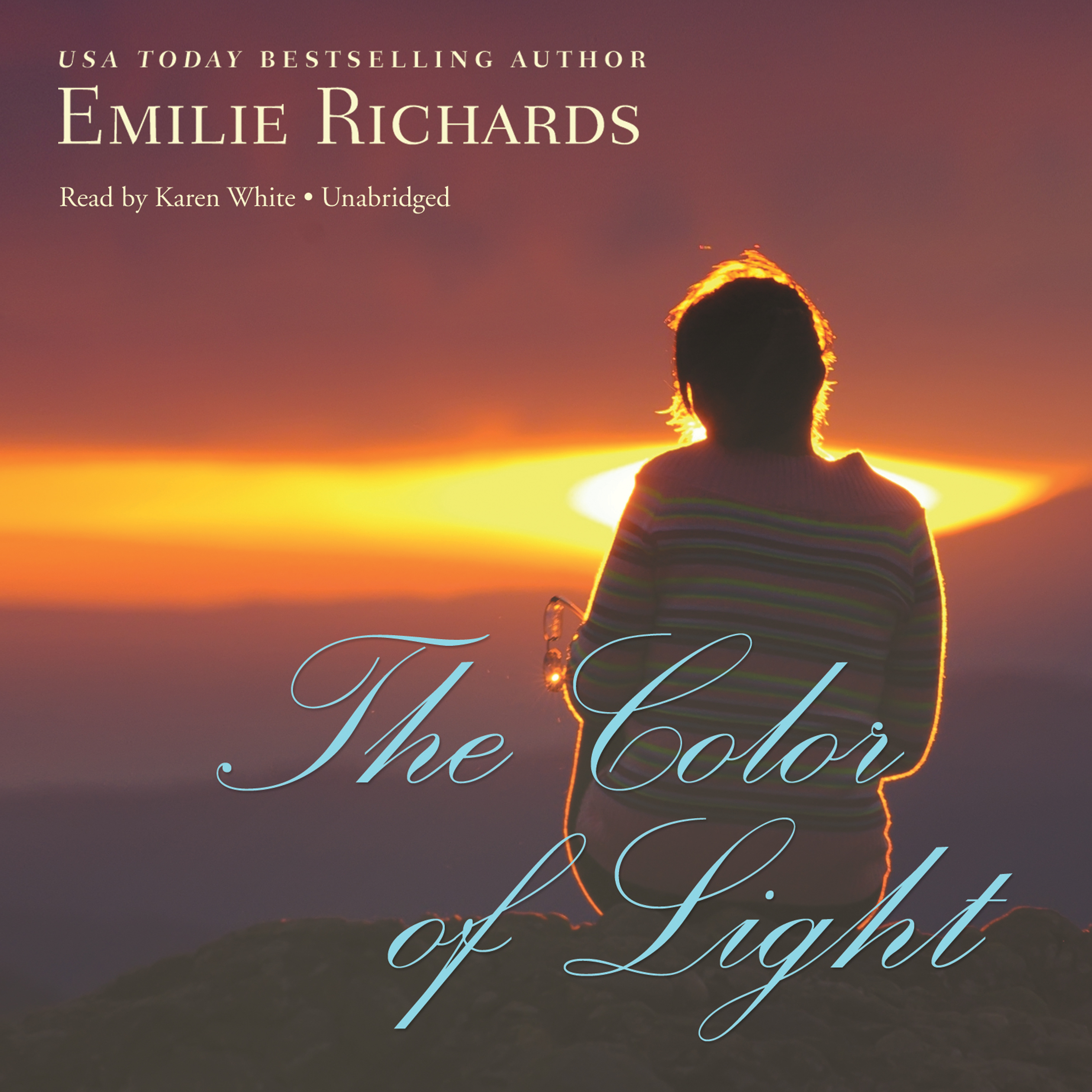 Printable The Color of Light Audiobook Cover Art