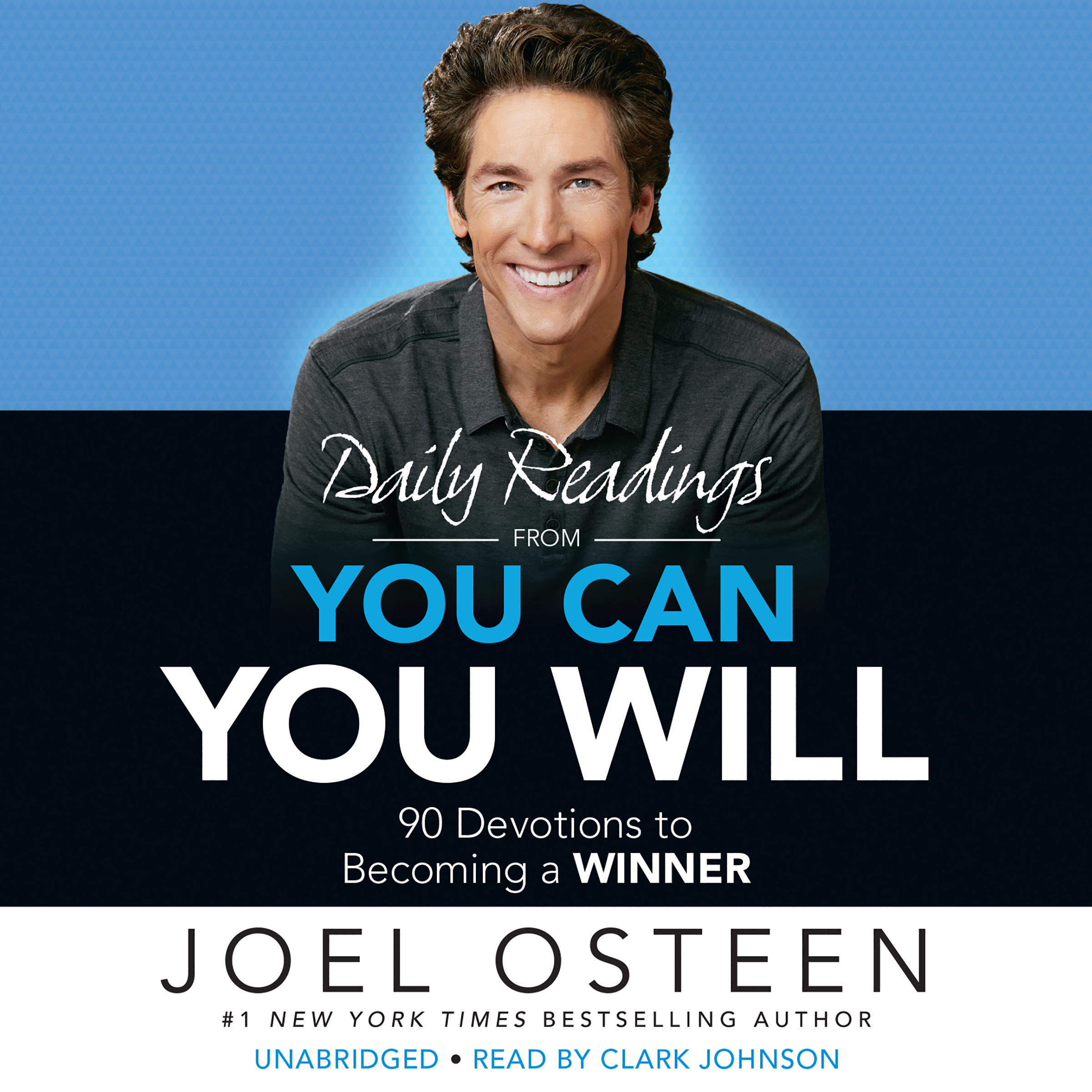 Printable Daily Readings from You Can, You Will: 90 Devotions to Becoming a Winner Audiobook Cover Art