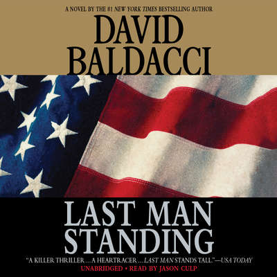 Last Man Standing Audiobook, by David Baldacci