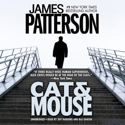 Cat & Mouse Audiobook, by James Patterson
