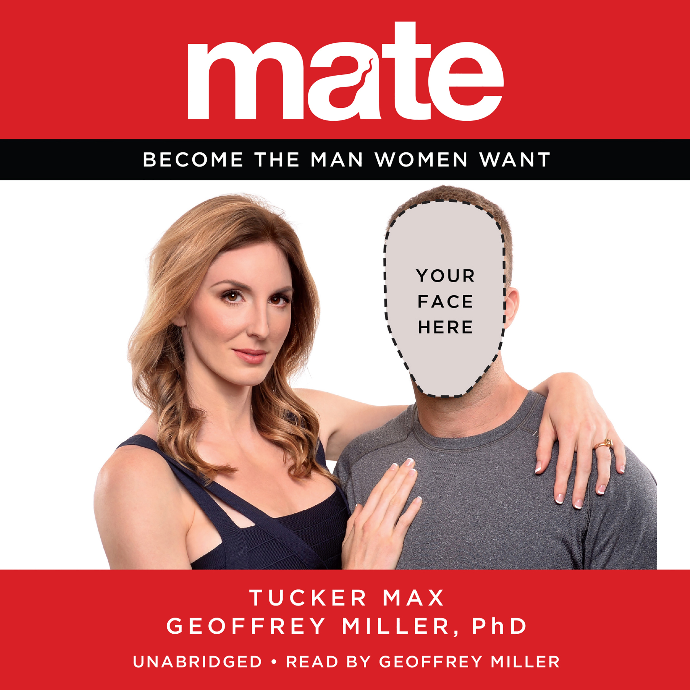Printable Mate: Become the Man Women Want Audiobook Cover Art