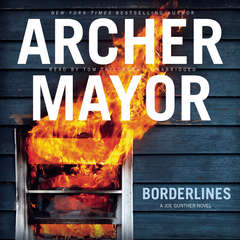Borderlines Audiobook, by Archer Mayor