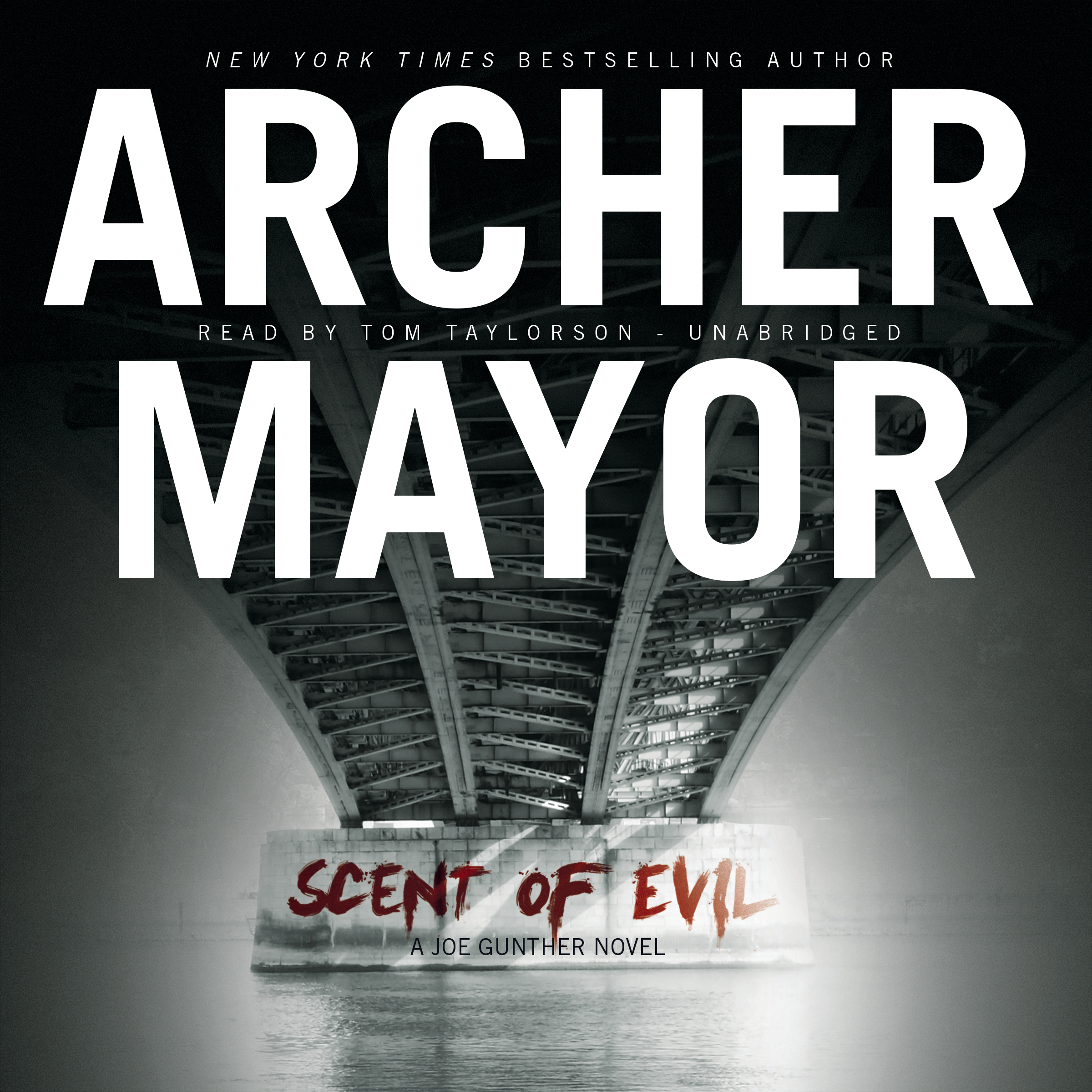 Printable Scent of Evil Audiobook Cover Art