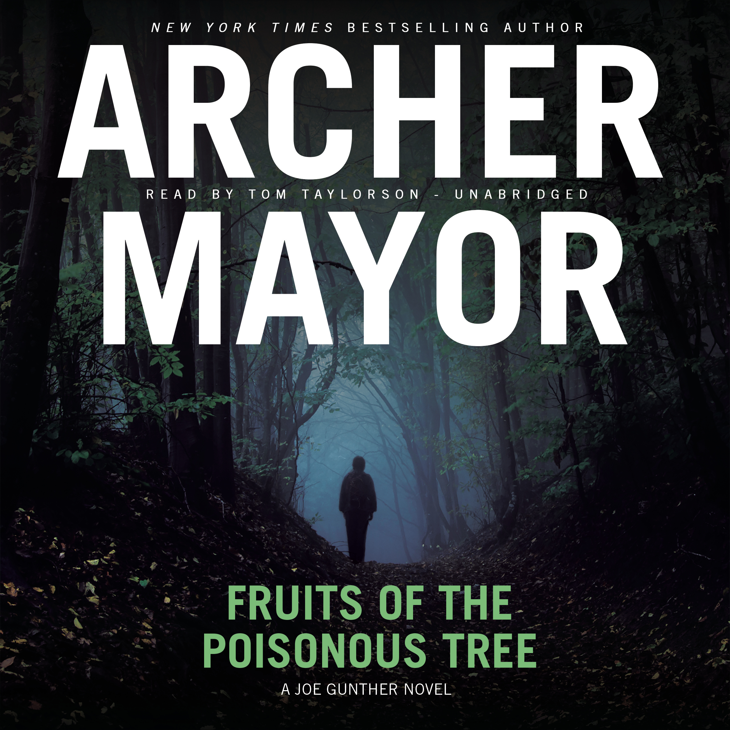 Printable Fruits of the Poisonous Tree Audiobook Cover Art