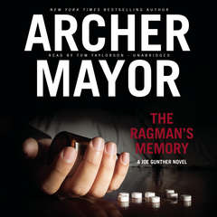 The Ragman's Memory Audiobook, by Archer Mayor