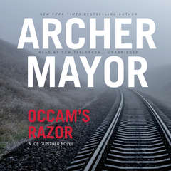 Occam's Razor Audiobook, by Archer Mayor