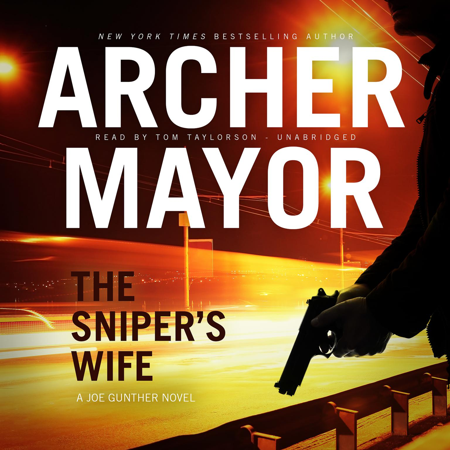 Printable The Sniper's Wife Audiobook Cover Art