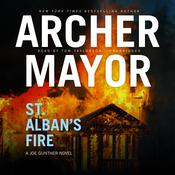 St. Alban's Fire Audiobook, by Archer Mayor