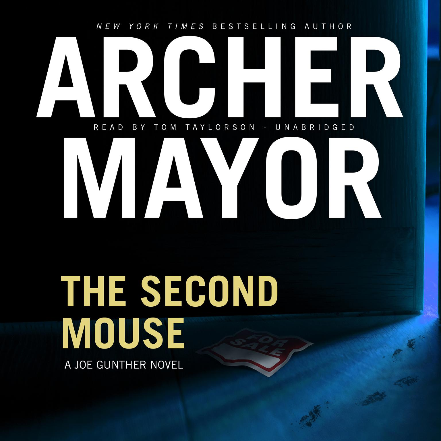 Printable The Second Mouse Audiobook Cover Art