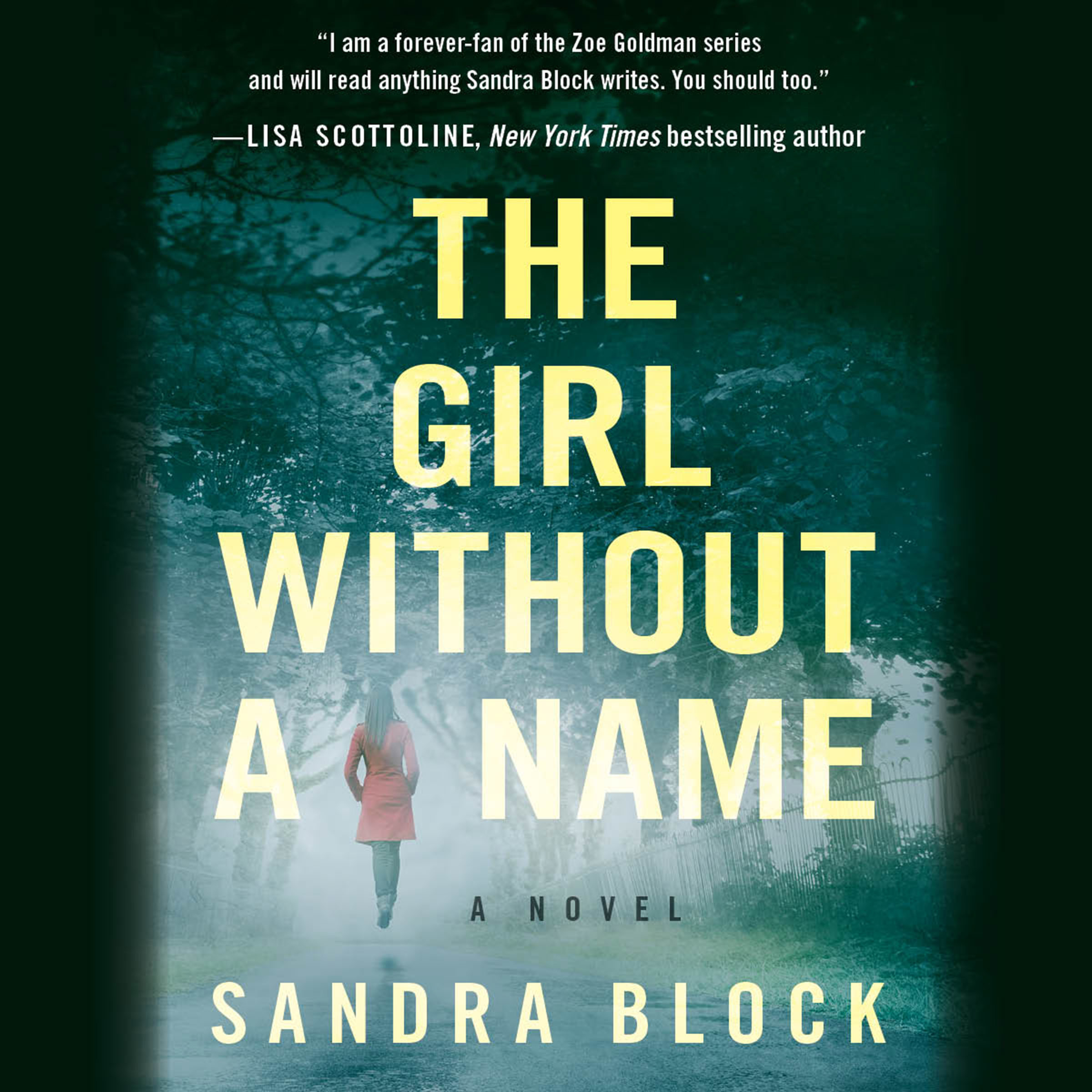 Printable The Girl Without a Name Audiobook Cover Art