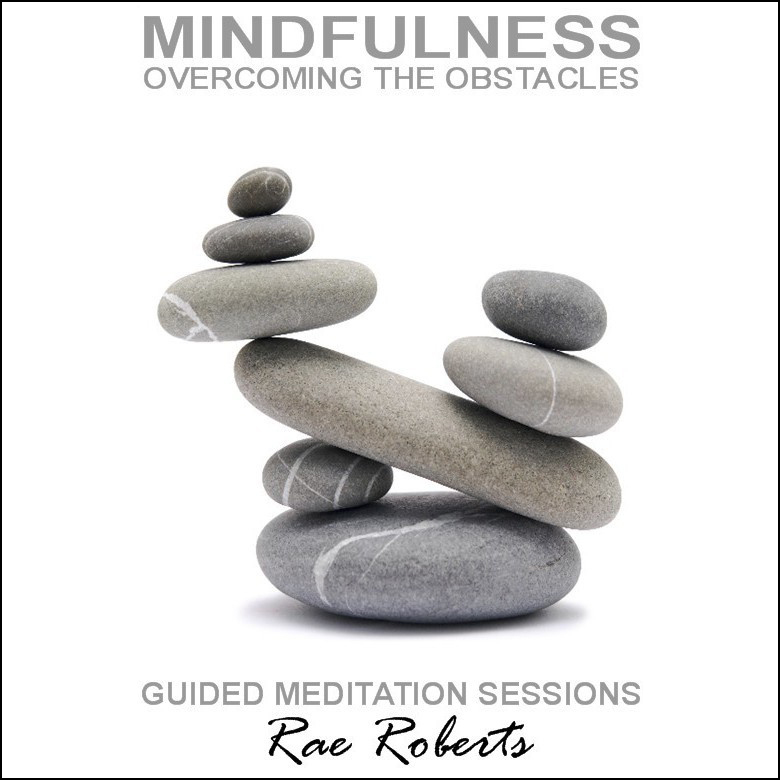Printable Mindfulness : Overcoming the Obstacles Audiobook Cover Art