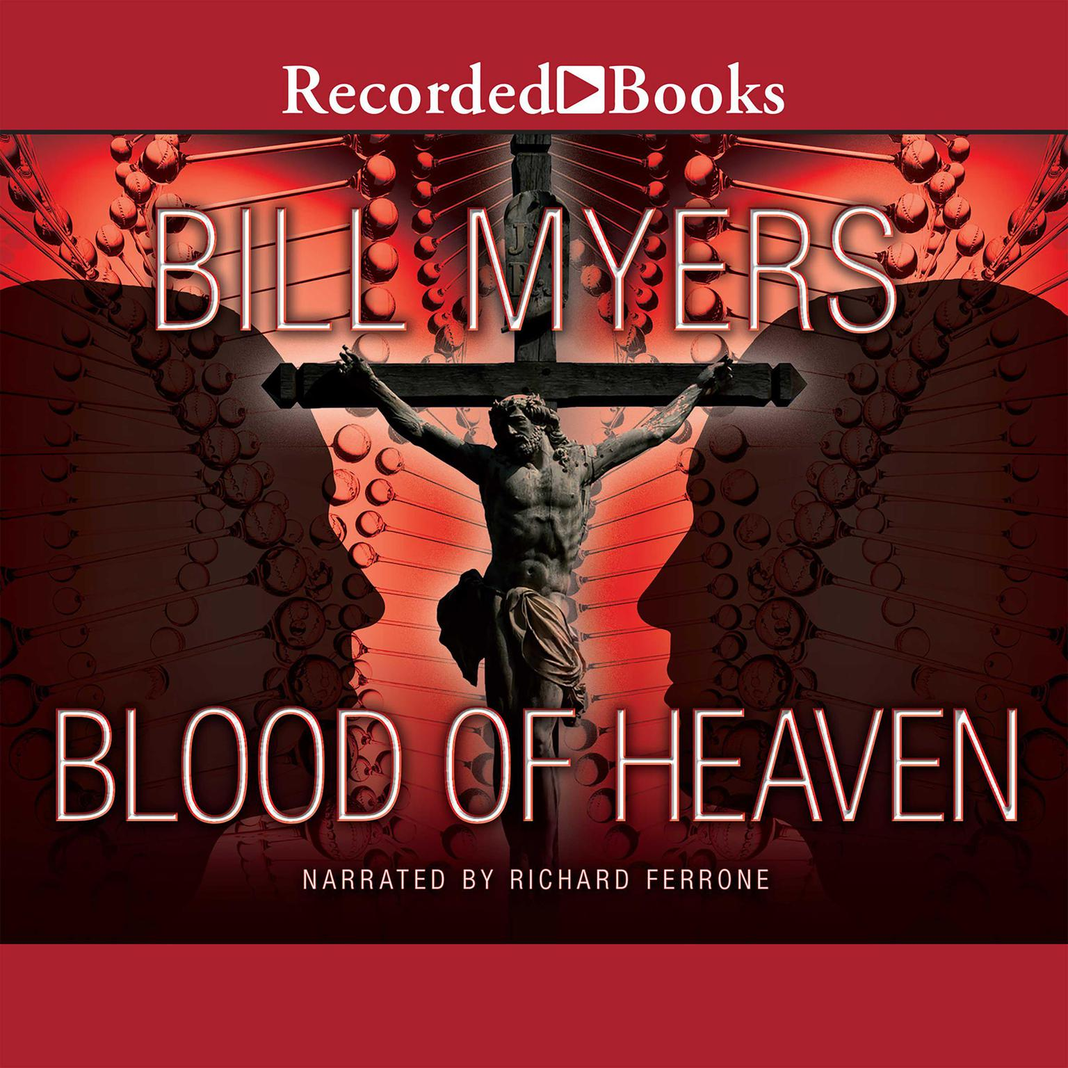 Printable Blood of Heaven Audiobook Cover Art