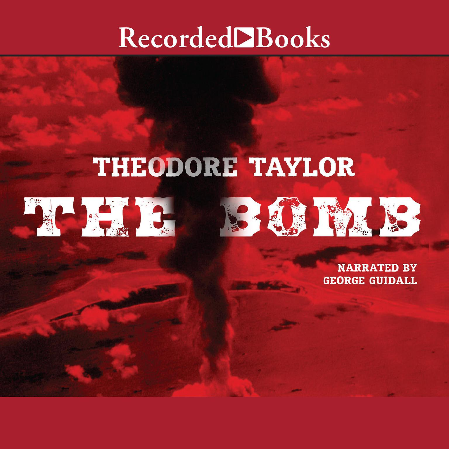 Printable The Bomb Audiobook Cover Art
