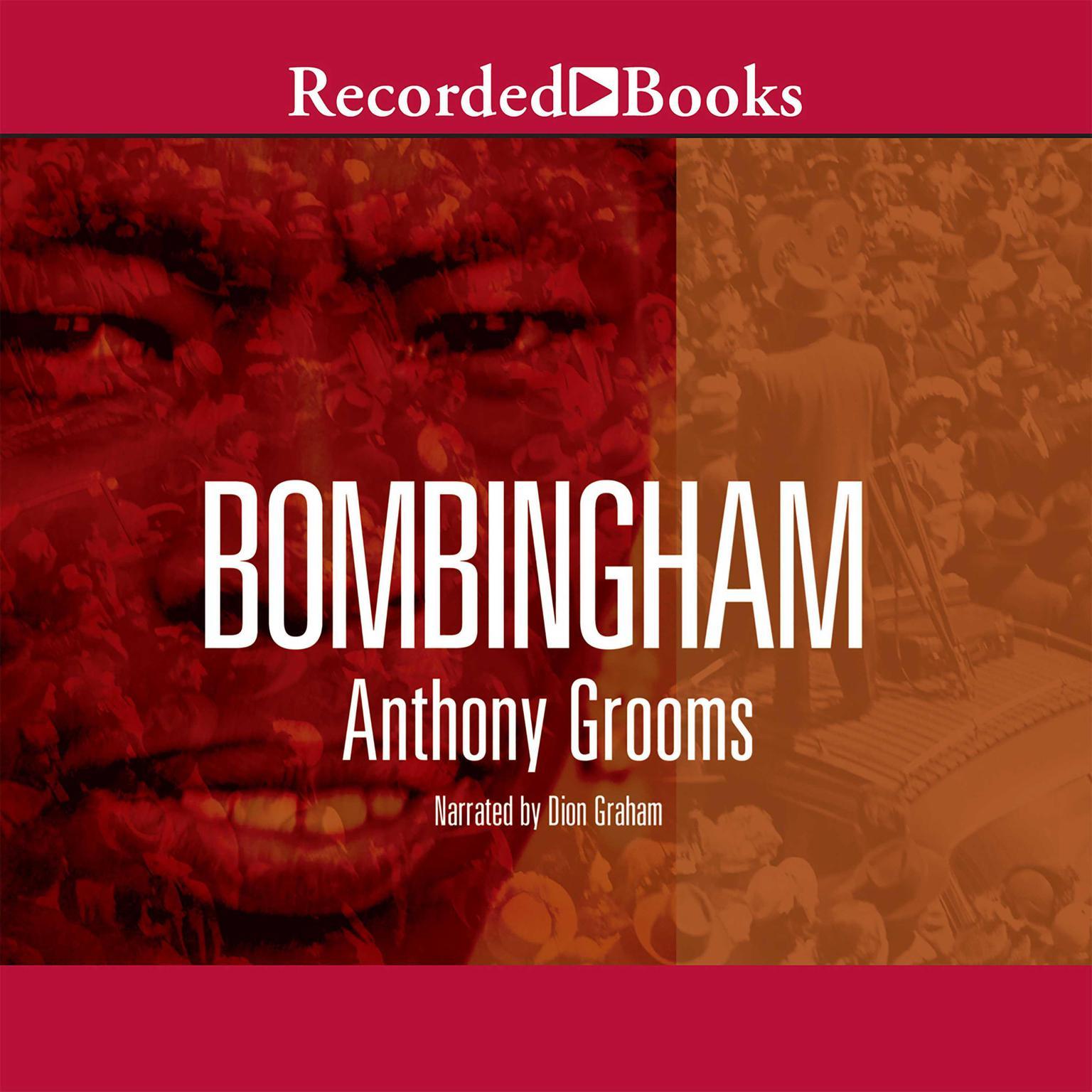 Printable Bombingham Audiobook Cover Art