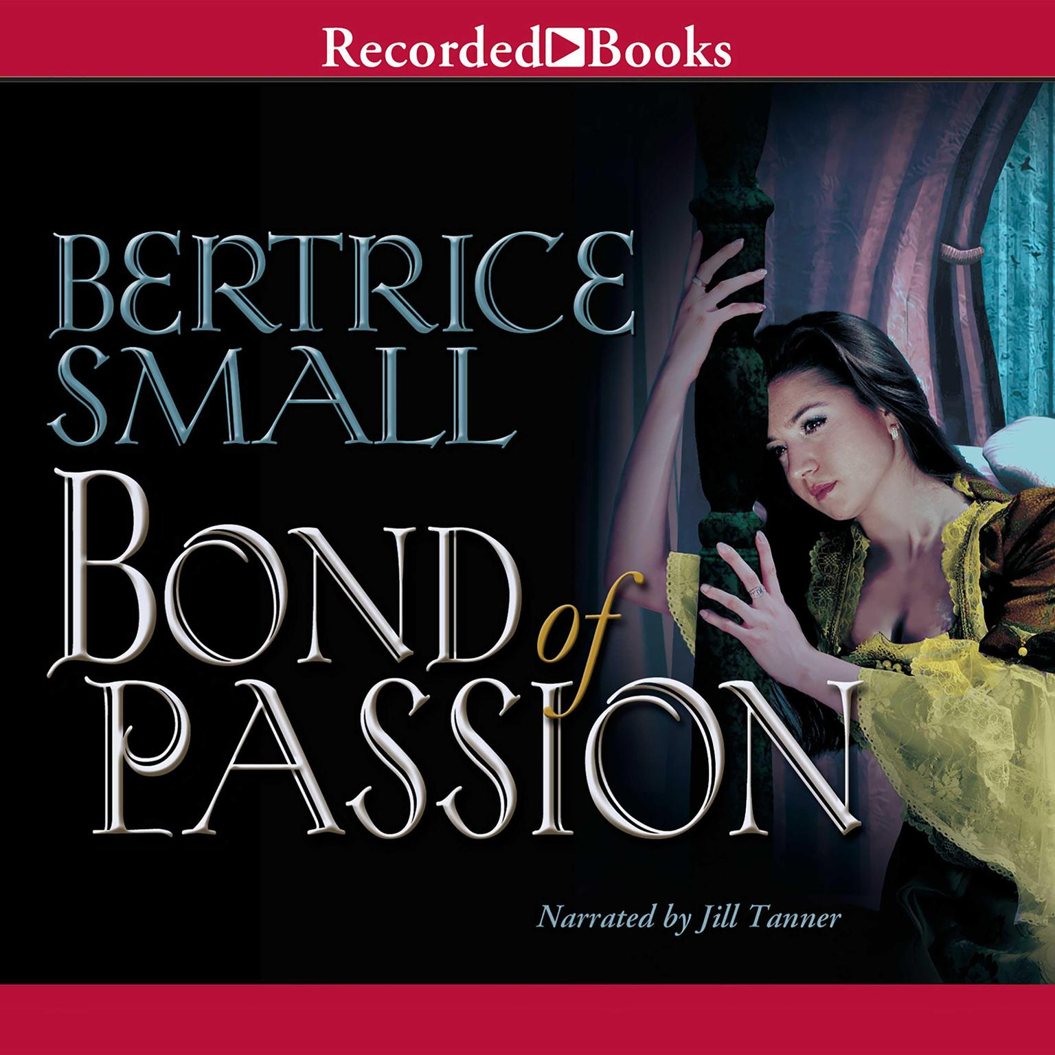 Printable Bond of Passion Audiobook Cover Art