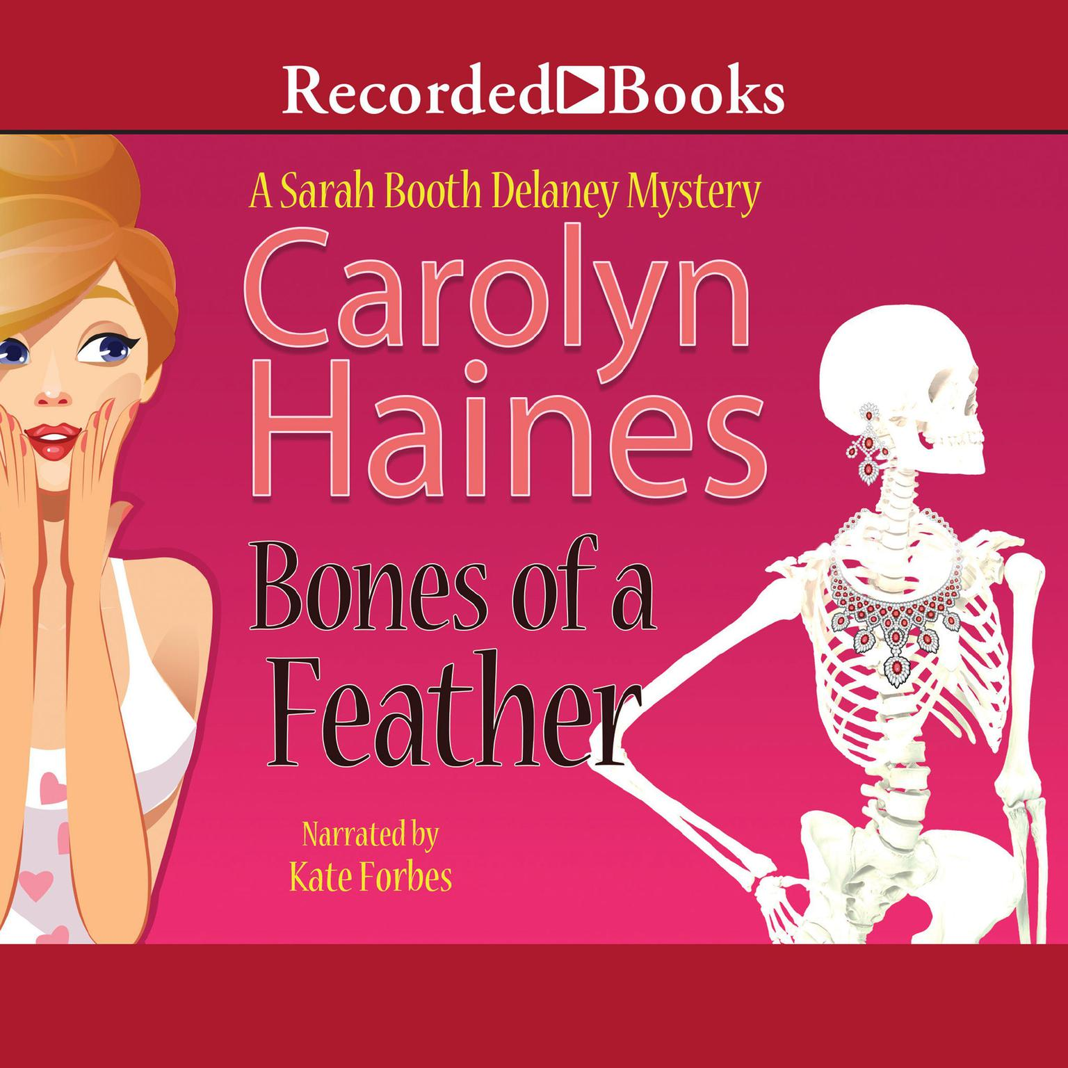 Printable Bones of a Feather Audiobook Cover Art