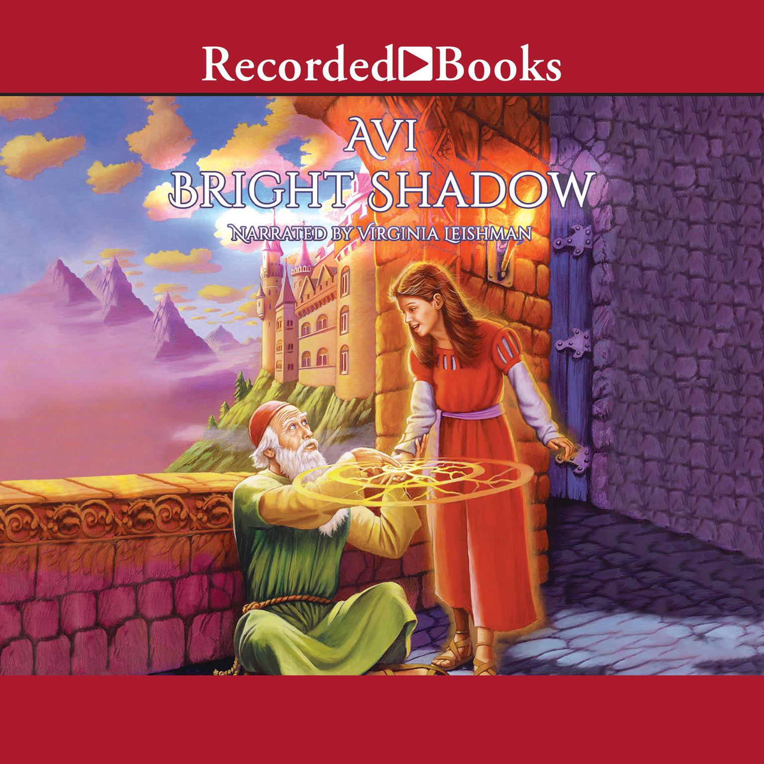Printable Bright Shadow Audiobook Cover Art