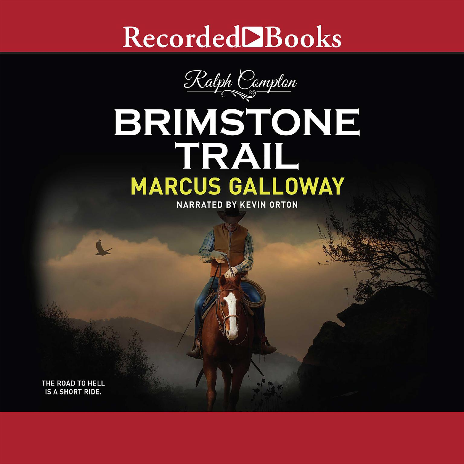 Printable Brimstone Trail Audiobook Cover Art