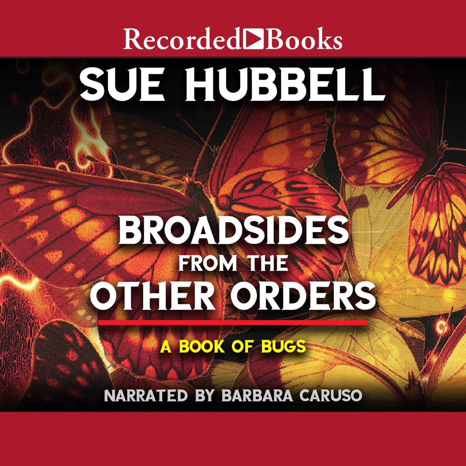 Printable Broadsides from the Other Orders: A Book of Bugs Audiobook Cover Art