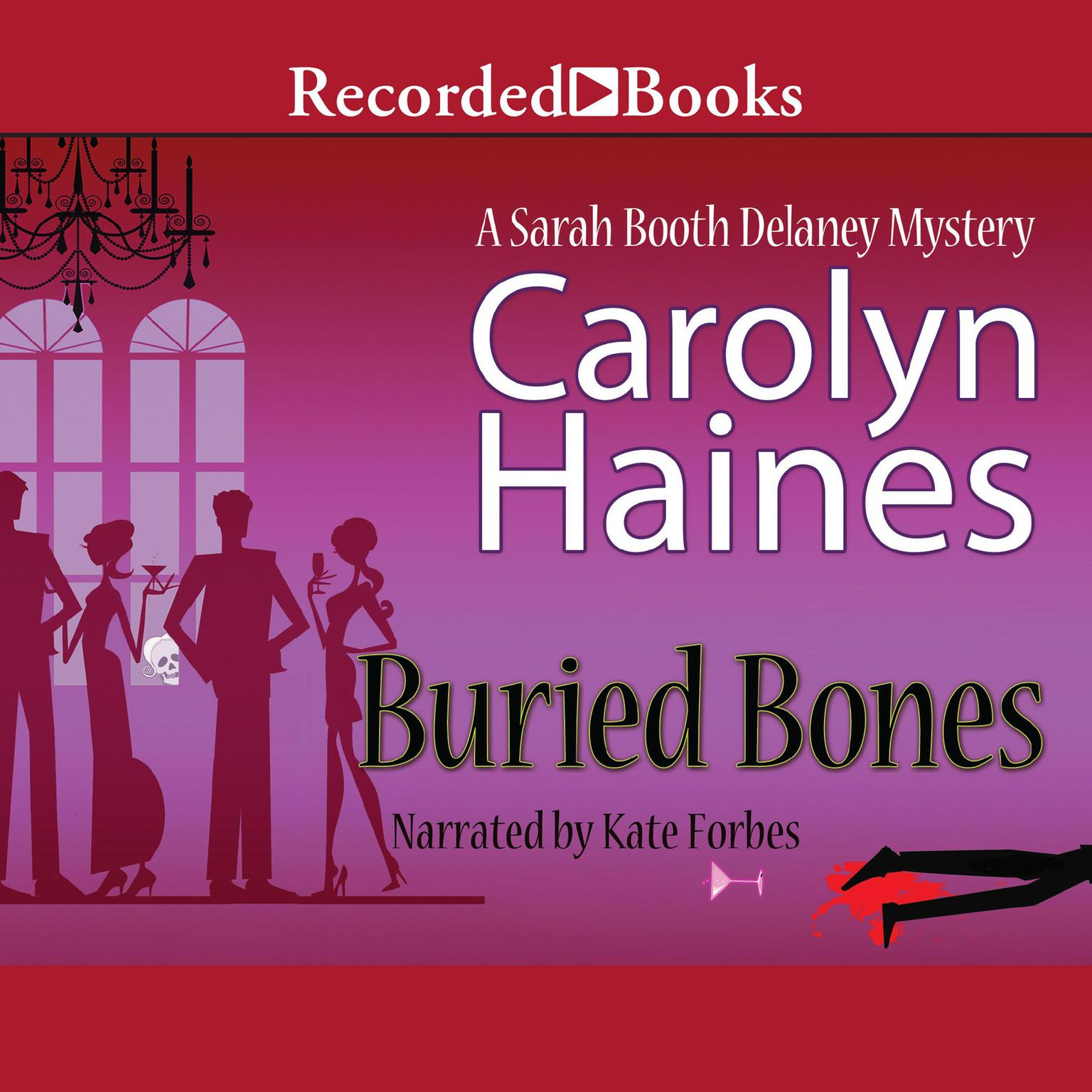 Printable Buried Bones Audiobook Cover Art