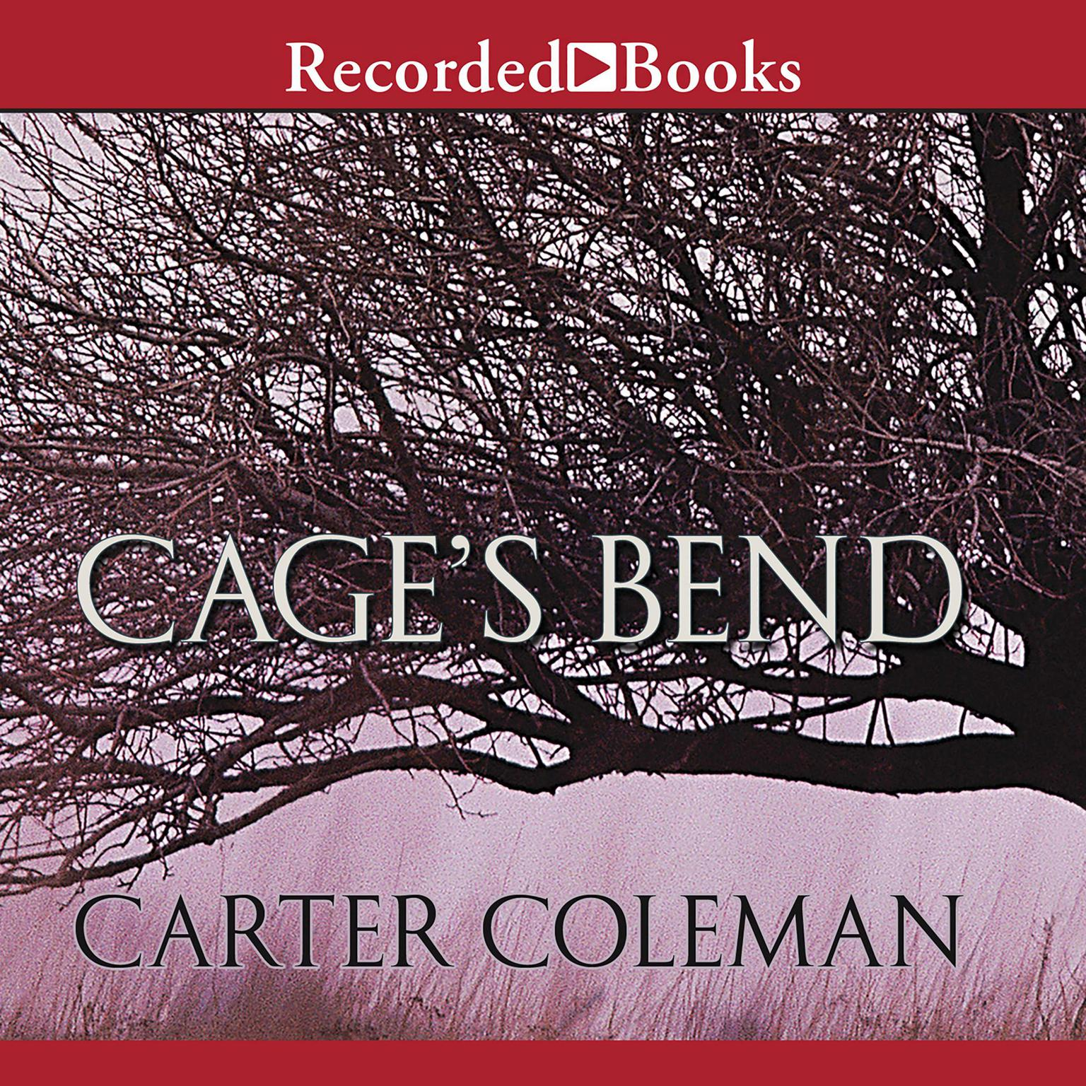 Printable Cage's Bend Audiobook Cover Art
