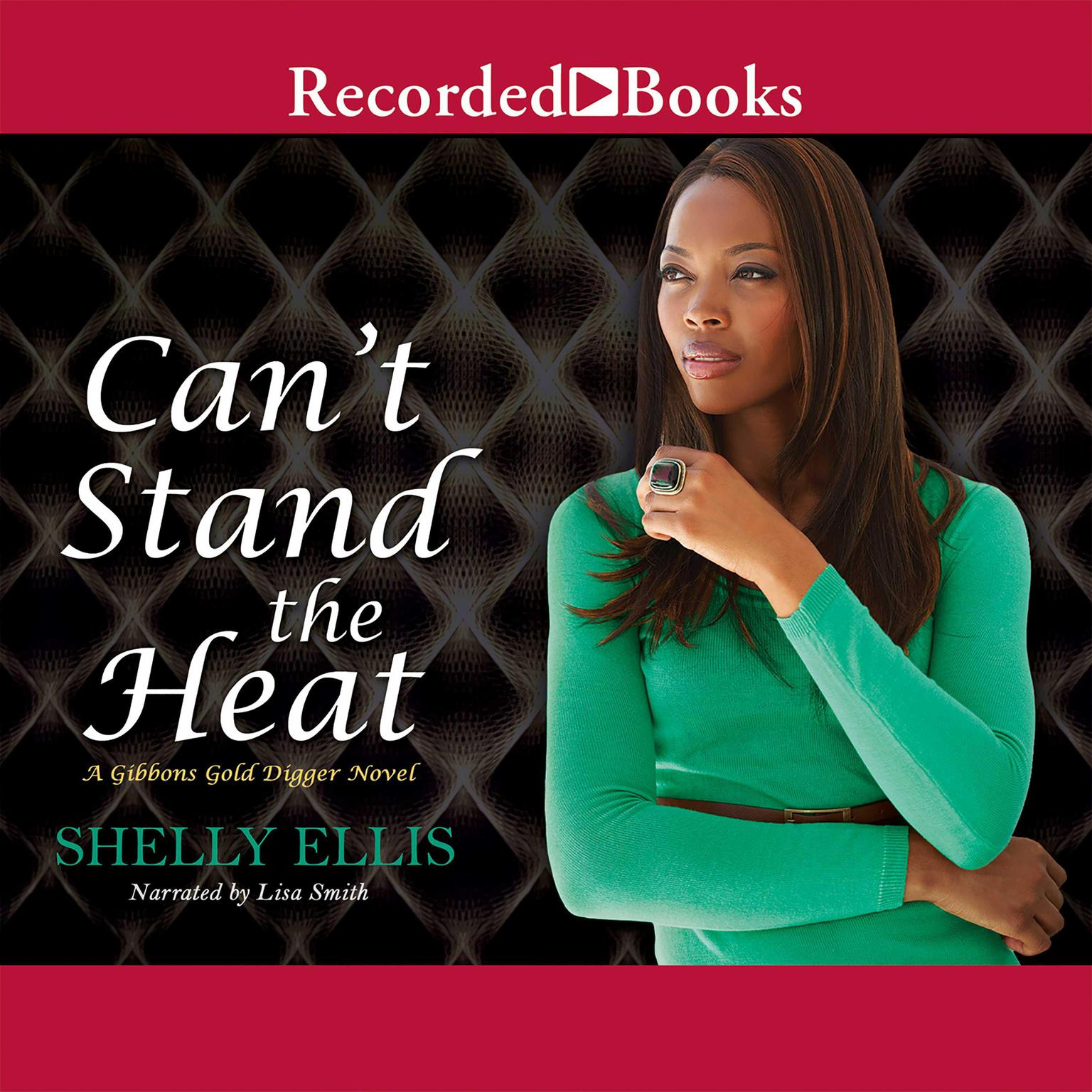 Printable Can't Stand the Heat Audiobook Cover Art