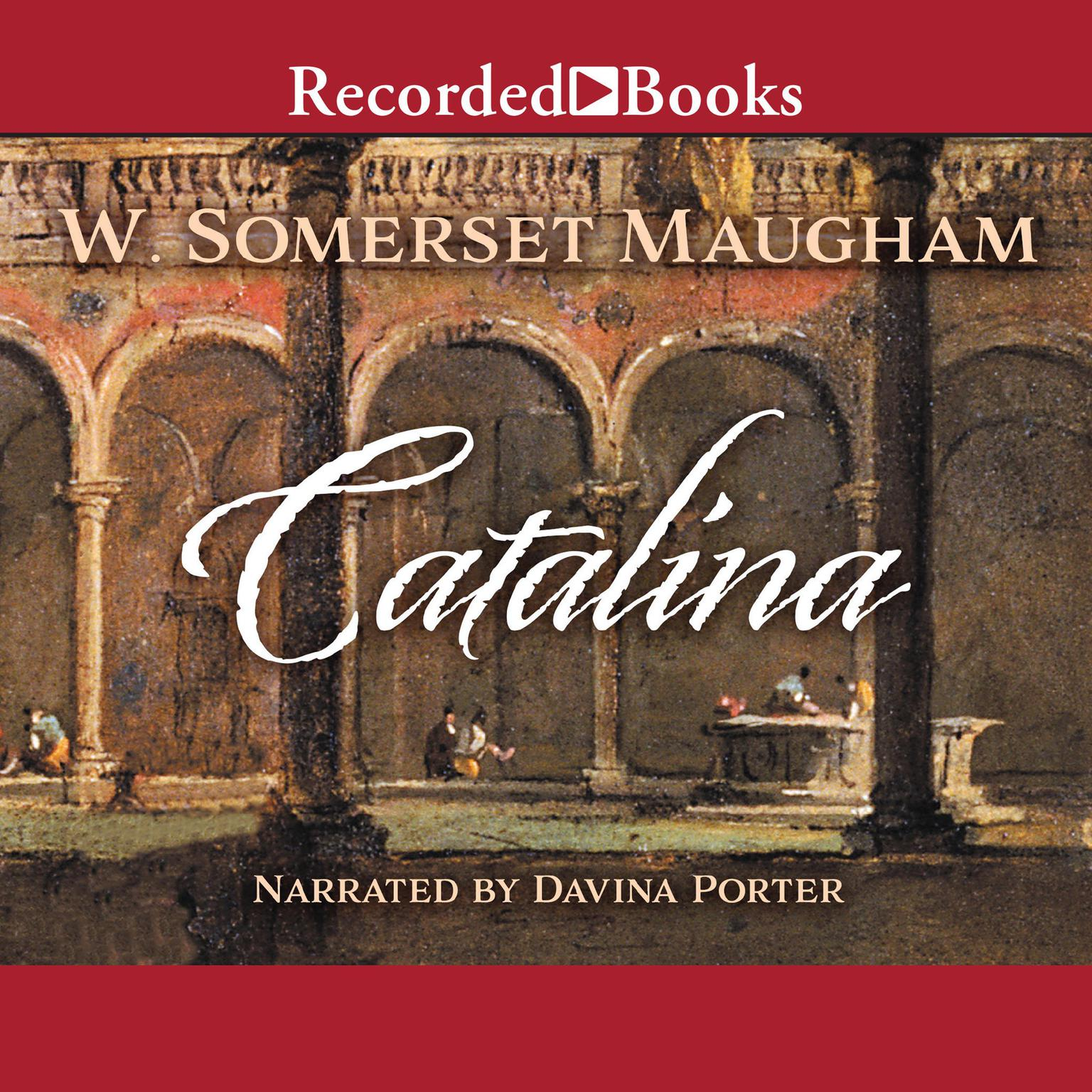Printable Catalina Audiobook Cover Art