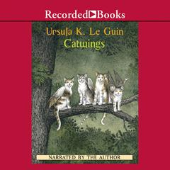 Catwings Audiobook, by Ursula K. Le Guin
