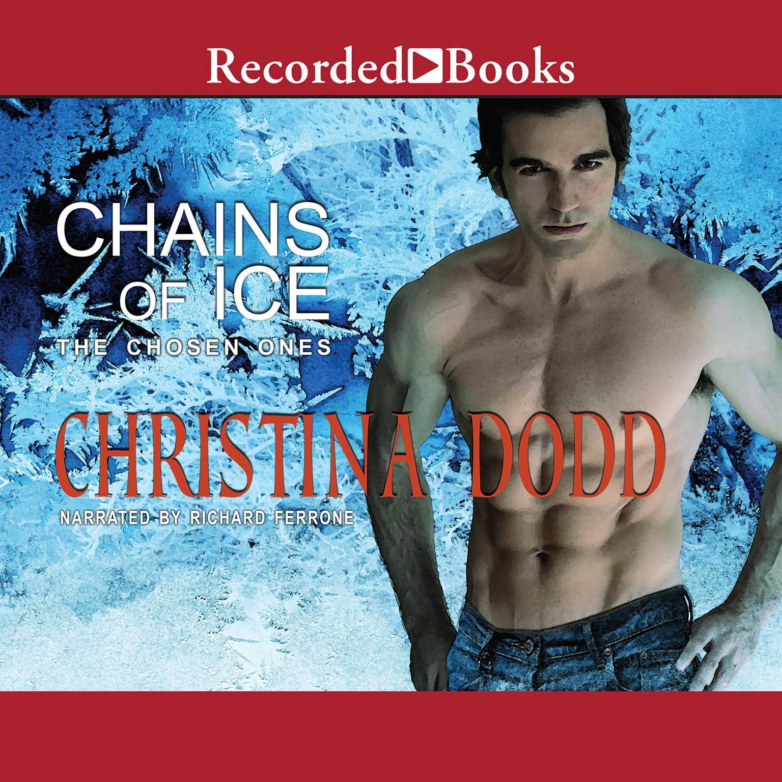 Printable Chains of Ice Audiobook Cover Art
