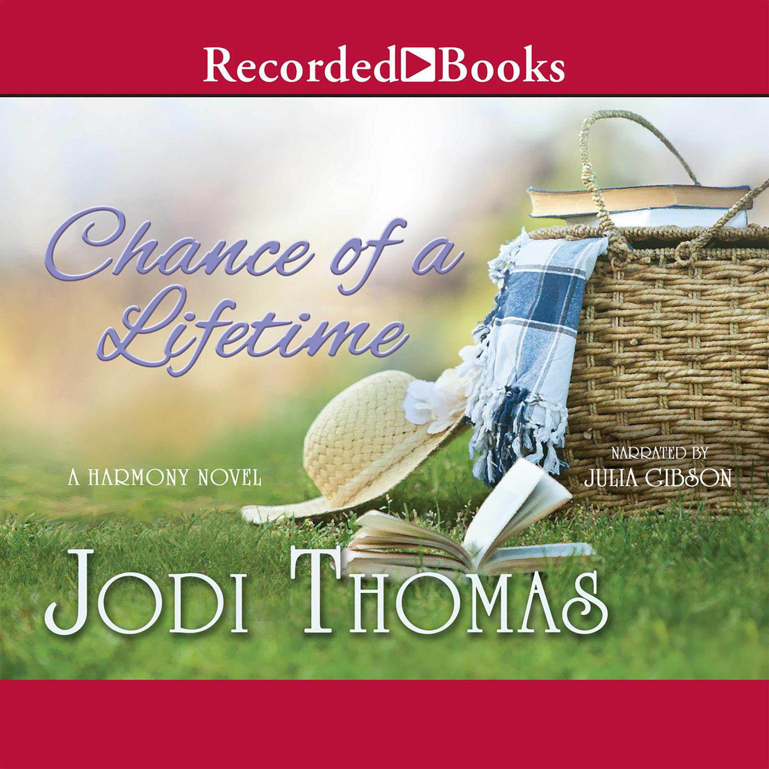 Printable Chance of a Lifetime Audiobook Cover Art