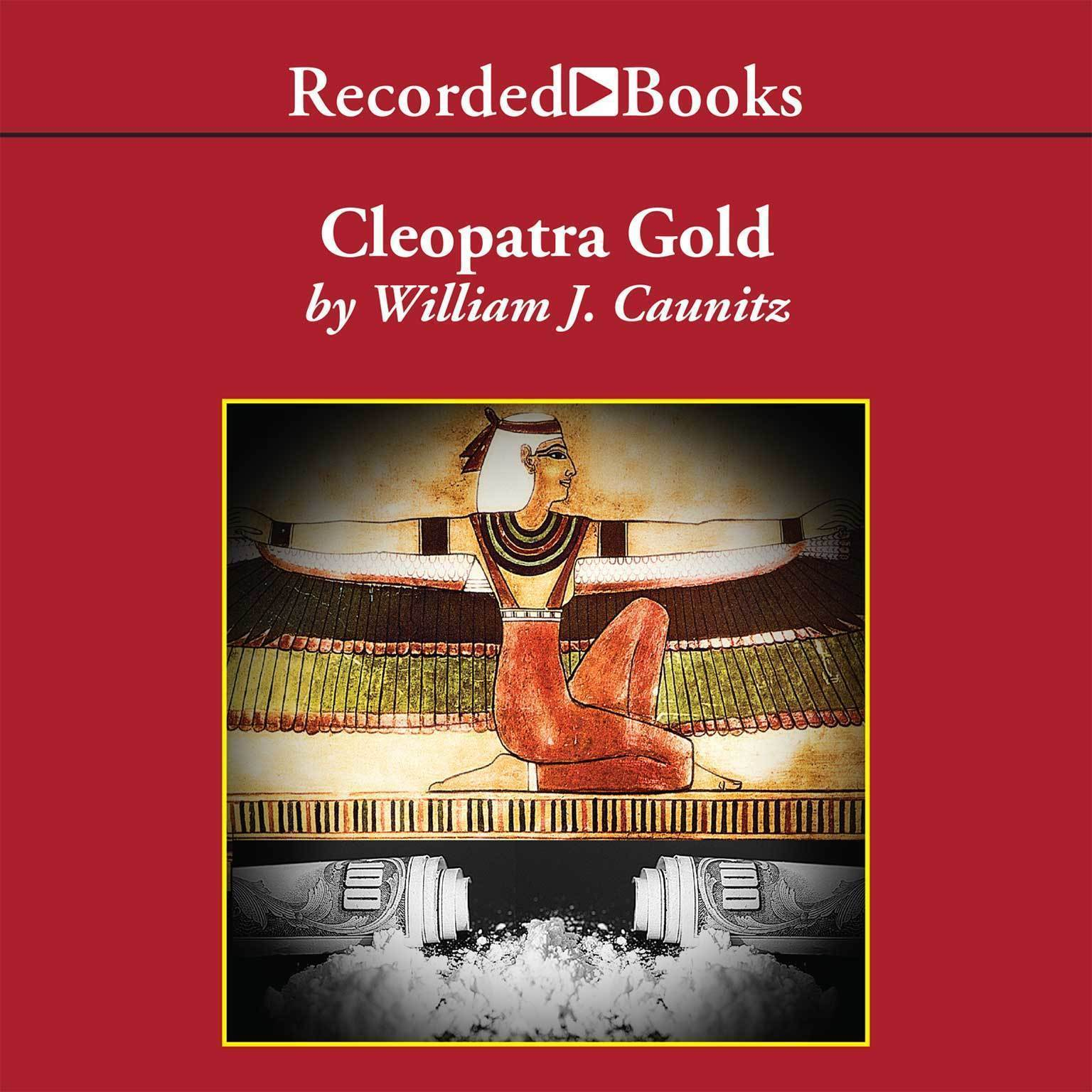 Printable Cleopatra Gold Audiobook Cover Art