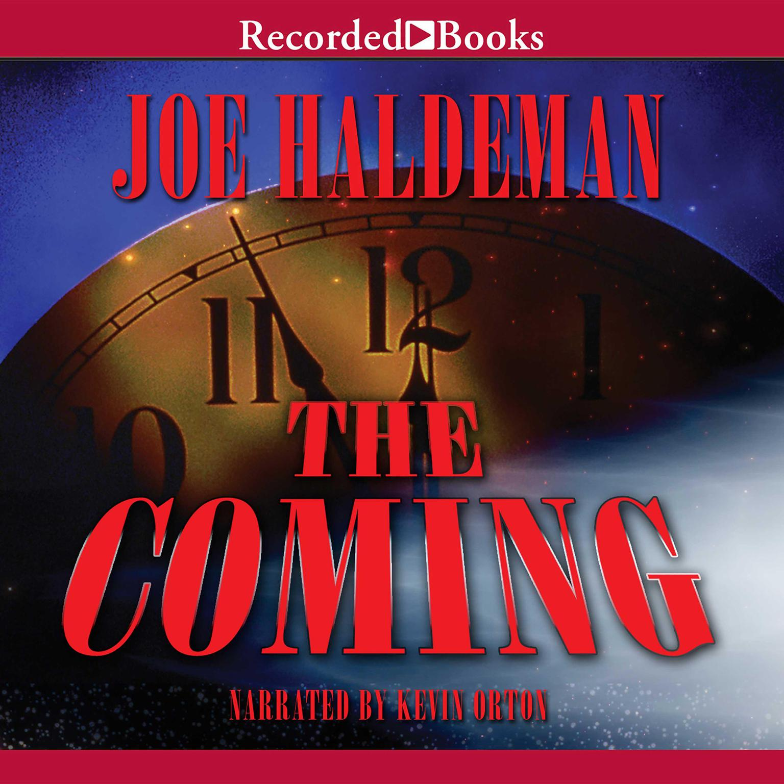 Printable The Coming Audiobook Cover Art