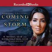 Coming of the Storm Audiobook, by W. Michael Gear, Kathleen O'Neal Gear