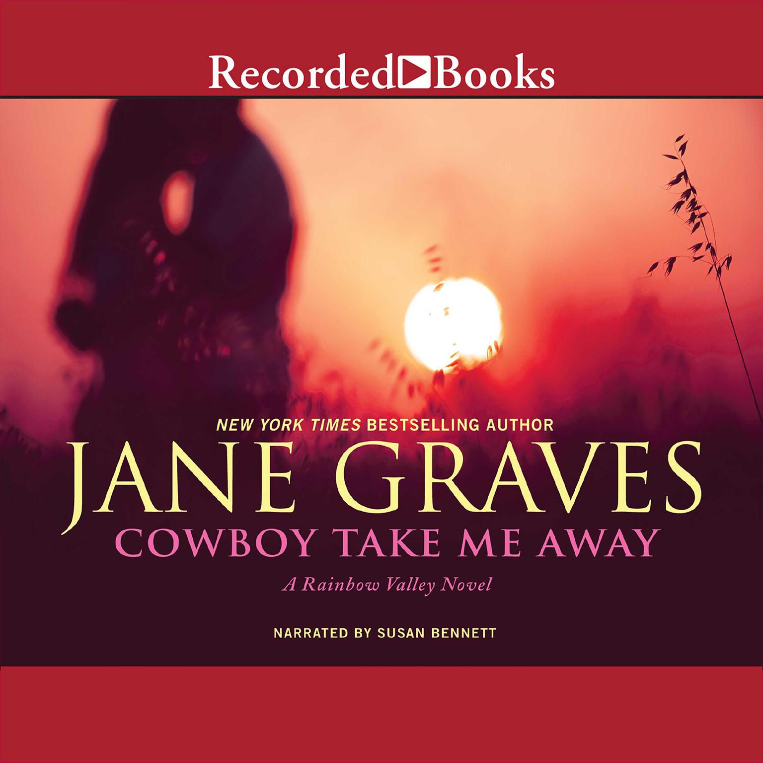 Printable Cowboy Take Me Away Audiobook Cover Art