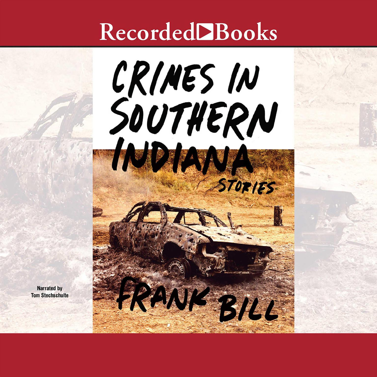 Printable Crimes in Southern Indiana: Stories Audiobook Cover Art