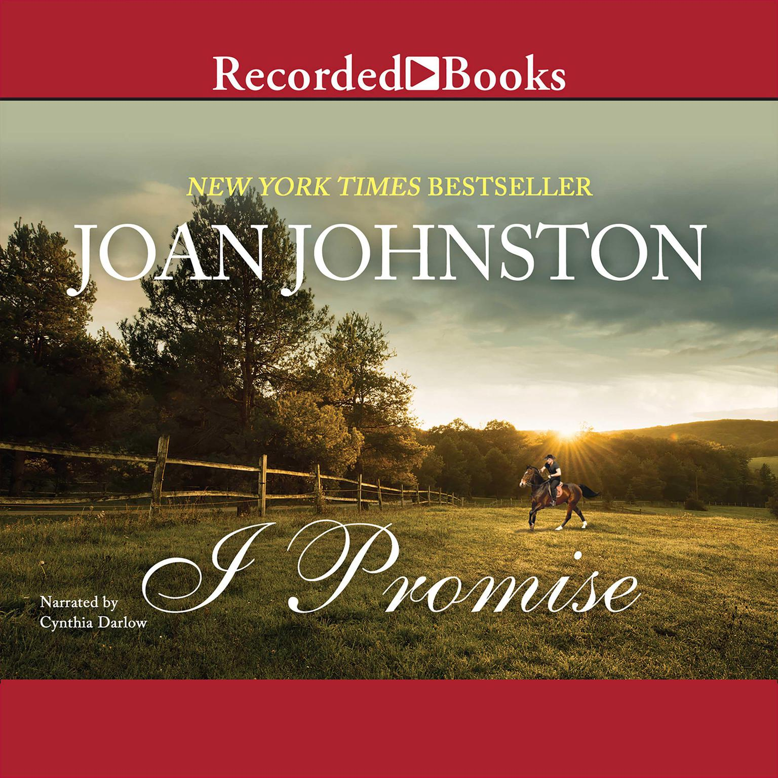 Printable I Promise Audiobook Cover Art